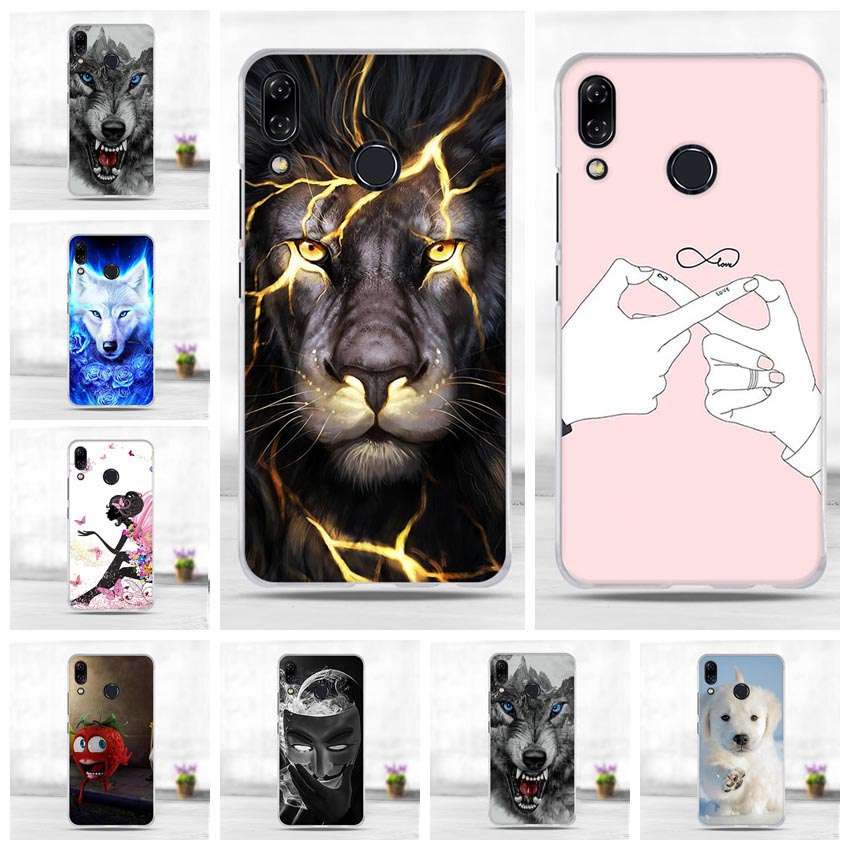 Case for <font><b>Asus</b></font> <font><b>Zenfone</b></font> 5z ZS620KL / <font><b>Zenfone</b></font> <font><b>5</b></font> <font><b>ZE620KL</b></font> Case Cover Silicone TPU Coque Capa for <font><b>Asus</b></font> <font><b>Zenfone</b></font> <font><b>5</b></font> <font><b>ZE620KL</b></font> 5Z Cover Case image