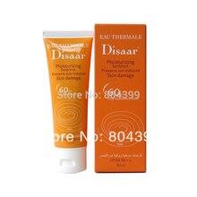 Увлажняющий солнцезащитный крем Disaar предотвращает повреждение кожи от солнца SPF 60 PA++ 80 г/шт