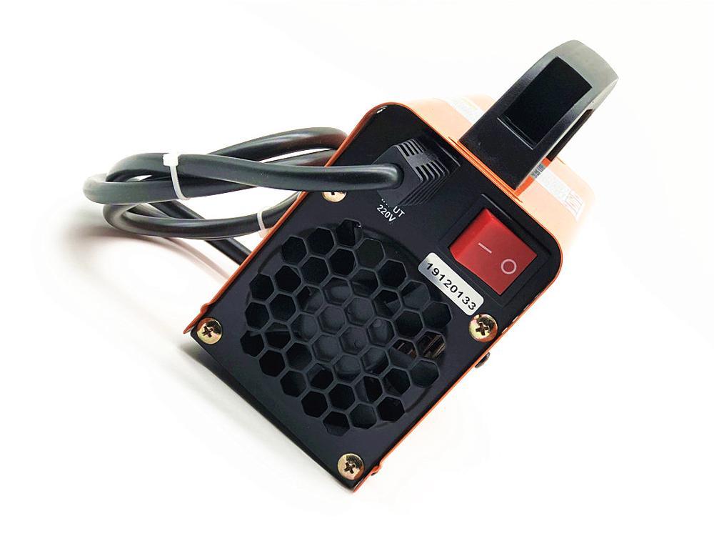 Schweißer MMA 250A 110-250V Led-anzeige Schweißen Maschine Kompakte Mini MMA Schweißer Inverter Schweißen Halbautomatische
