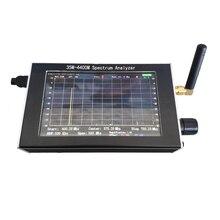 Анализатор спектра портативный 35 M-4400 M простое измерение сигнала интерфона