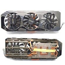 NEUE Original 3 stücke GTX 980 4PIN Kühler fan für Zotac Geforce GTX 980 4GB HA AMP Edition GPU grafikkarte mit kühlkörper Kühler