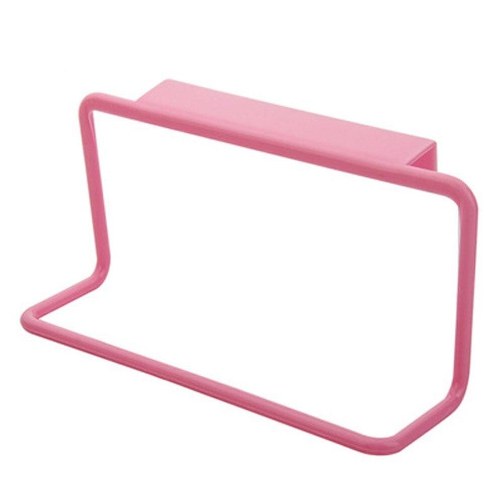 Kitchen Organizer Towel Rack Hanging Holder Bathroom Cabinet Cupboard Hanger Shelf For Kitchen Supplies Accessories #15 5