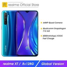 realme XT 8 RAM 128GB ROM NFC Mobile Phone Snapdragon 712 AI