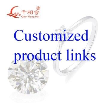 Customized stones links