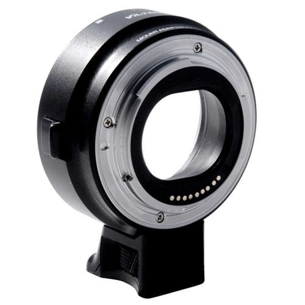 Viltrox Auto Focus EF-EOS M adaptateur de bague de montage d'objectif pour objectif Canon EF EF-S vers appareil photo Canon EOS sans miroir