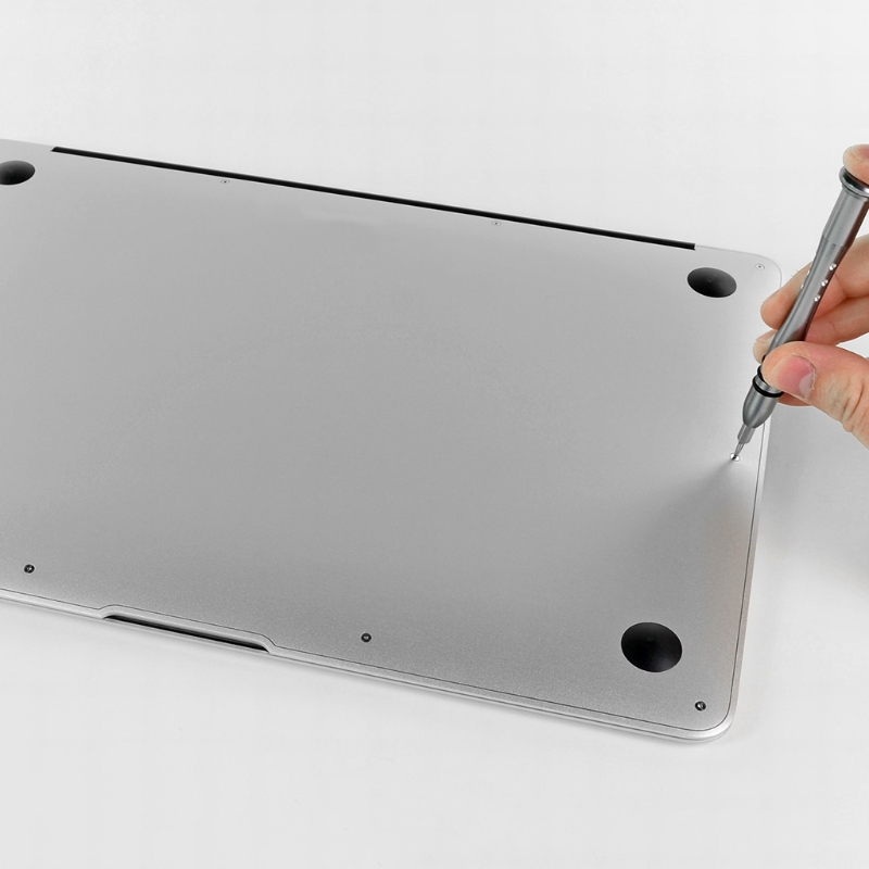 10Pcs Laptop Back Cover Small Screws For MacBook Pro Retina A1398 A1425 A1502 6