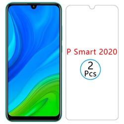 Szkło hartowane dla huawei p smart 2020 ochraniacz ekranu na huawei huawei huawei p smart 2020 psmart smor smot film bezpieczeństwa 6.21 cala
