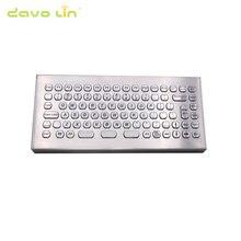 84 клавишная шестиугольная клавиатура промышленные настольные