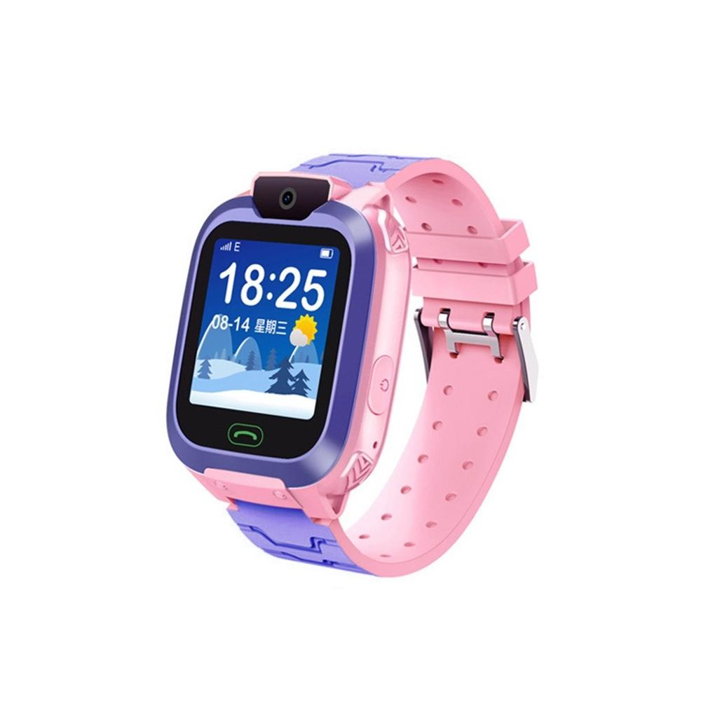 Children GPS Smart Phone Clock Watch Swimming Baby Watch SOS Device Tracker Locator Children Safe Anti-Lost Monitor@50