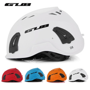 GUB Helmet D8 MTB Bike Helmet Multi-Functional Mountain Downhill Climbing Bicycle Sports Cycling Helmet Horse Integrally-molded