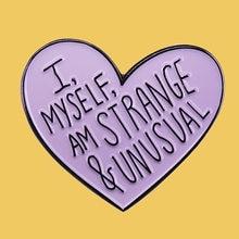 Sp338 модные жесткие эмалевые значки в форме сердца для женщин