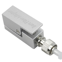 New Optic Fiber Connector FC square bare fiber adapter flange Bare fiber adaptor Temporary succeeded OTDR Test