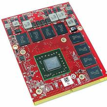 Carte graphique AMD FirePro M6800, 2 go GDDR5, pour Dell Precision M6800 M6700 M6700 K5WCN MG0X9