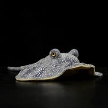 Реалистичная сотовая плюшевая игрушка, восковая мягкая рыба в реальной жизни, морские животные, длина 50 см