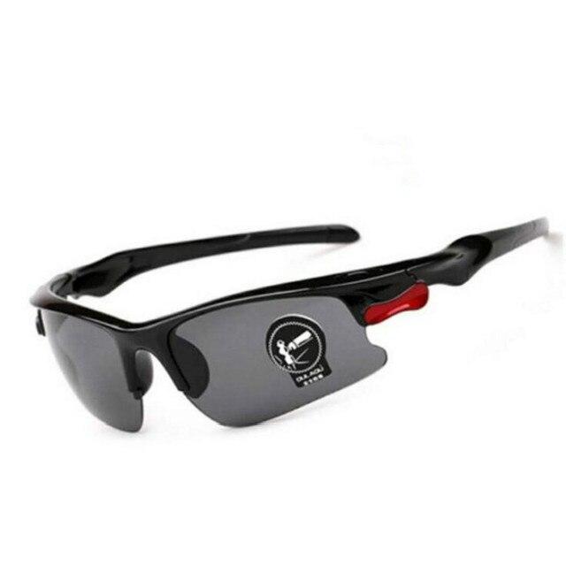 Lunettes de Vision nocturne de voiture lunettes de conduite Anti-éblouissement lunettes de conduite engrenages de Protection lunettes de Protection UV lunettes de soleil 2