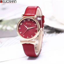 цена на 2020 Top Brand Luxury Style Women Watch Ladies Quartz Watches Leather Wristwatch Relogio Feminino Reloj Mujer Montre Femme Clock