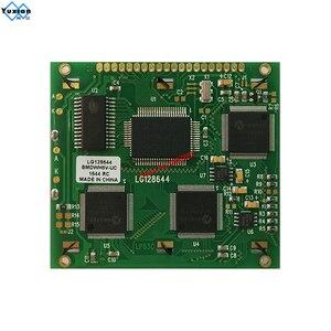 Image 2 - 128X64 display lcd T6963C o UCI6963 LG128644 blu 78x70 cm WG12864D LM12864T AG12864D di alta qualità si applicano per apparecchiature di potenza