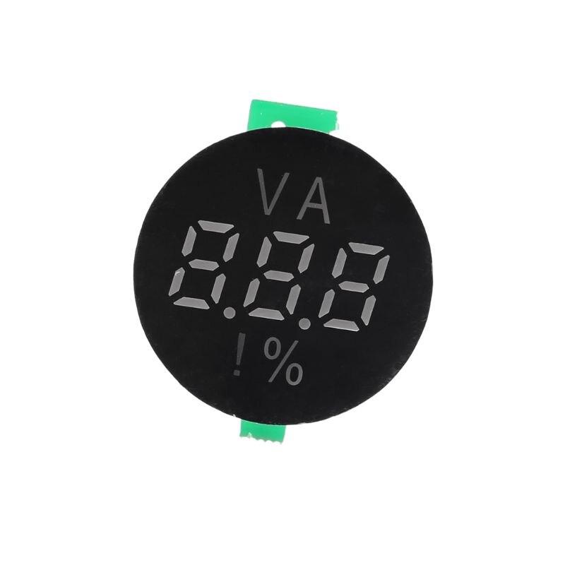 Digital Voltage Battery Power Indicator 2/3 Wires Dc 0-150v 12v/24v/60v/96v Electricity Remain Battery Tester Lithium Lead-acid To Invigorate Health Effectively