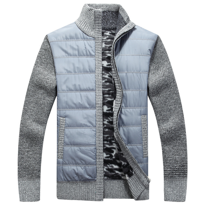 Winter men wool coat wool cardigan muscle Fit Knitted Jackets Fashionable Men Clothing Autumn plus size coat кардиган мужской