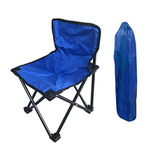 Outdoor Portable Folding chair Camping Hiking Travel Casual Chair Seat For Fishing Picnic Beach Chair Lightweight Stool yleo outdoor fishing chair bag folding camping stool portable picnic bag hiking seat beach chair set fishing