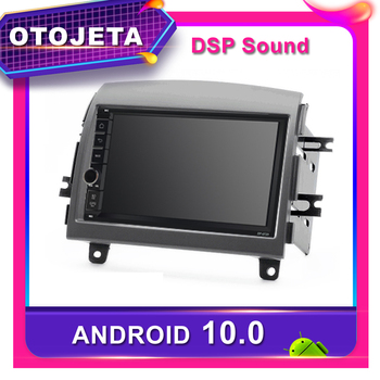 Frame android 10.0 car dvd player stereo for Hyundai Sonata NF car radio Car GPS multimedia USB AUX bluetooth NAVI tape recorder