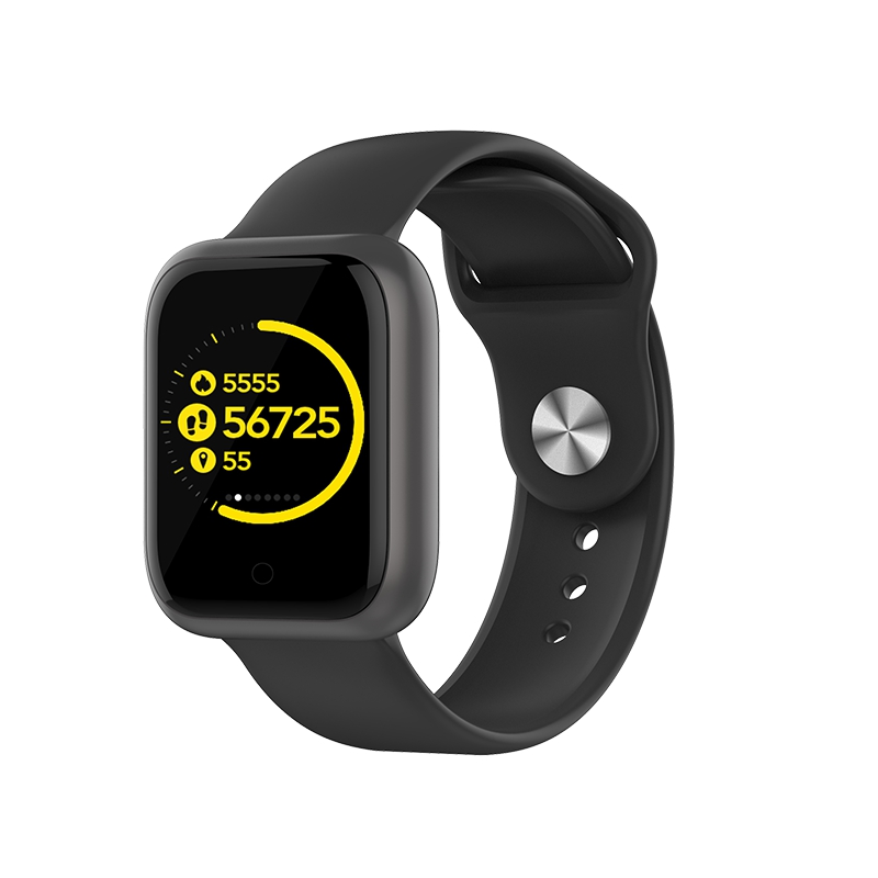 GT1 Smart Watch Bluetooth 5.0 Activity Tracking Sports Watch With For Running Riding 15 Days Long Battery Life IP68 Waterproof
