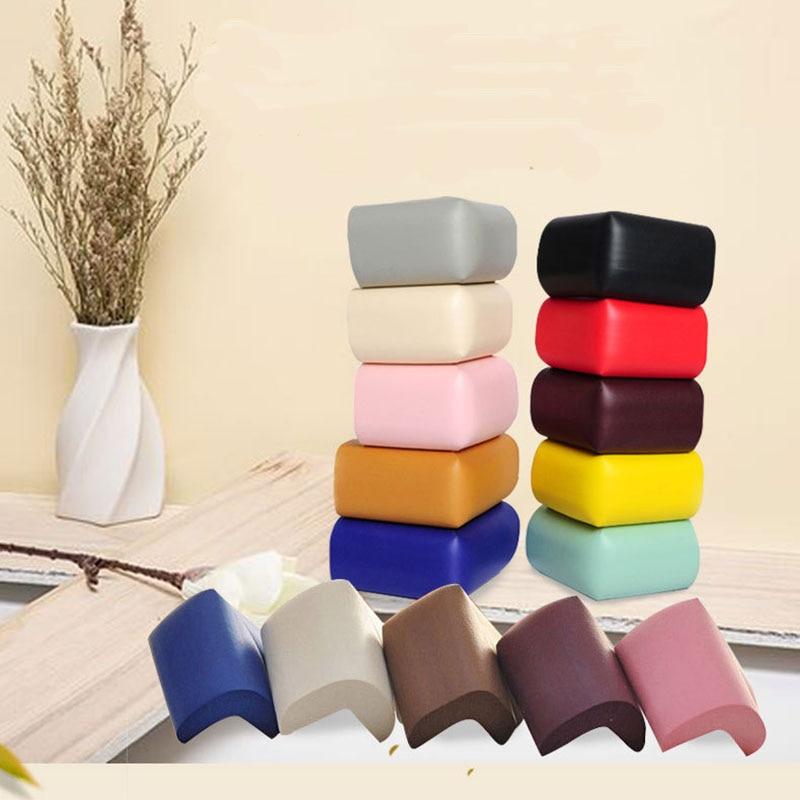 4 шт., защита для углового стола, 17 цветов