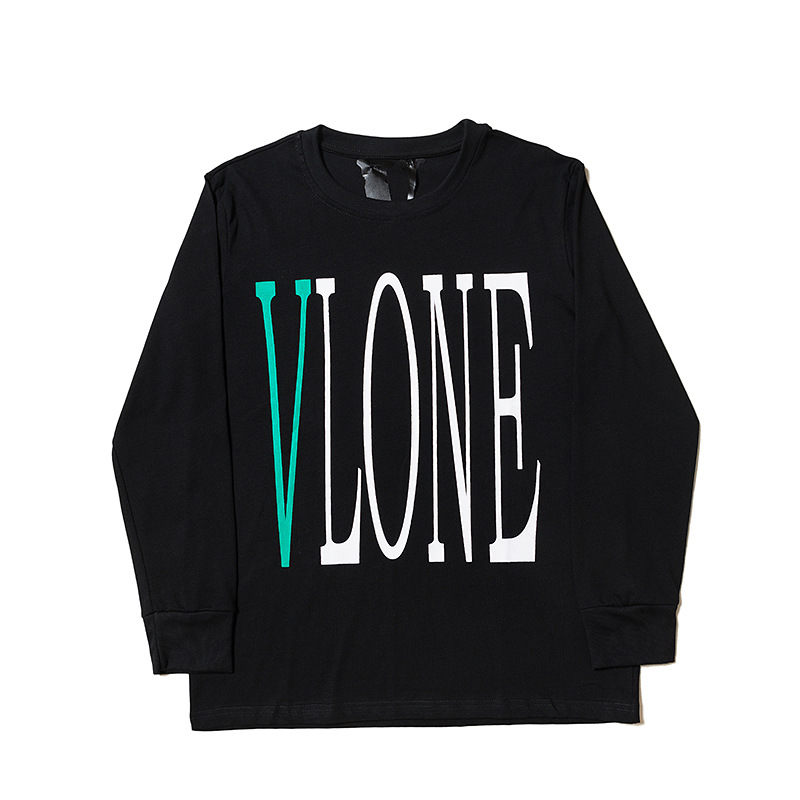 VLONE Friends Streetwear  Cotton  Hoodies 3