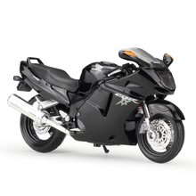 Diecast Maisto 1100 1:18 Road-Racing-Model Motorbike-Alloy Metal Motorcycle Sport CBR
