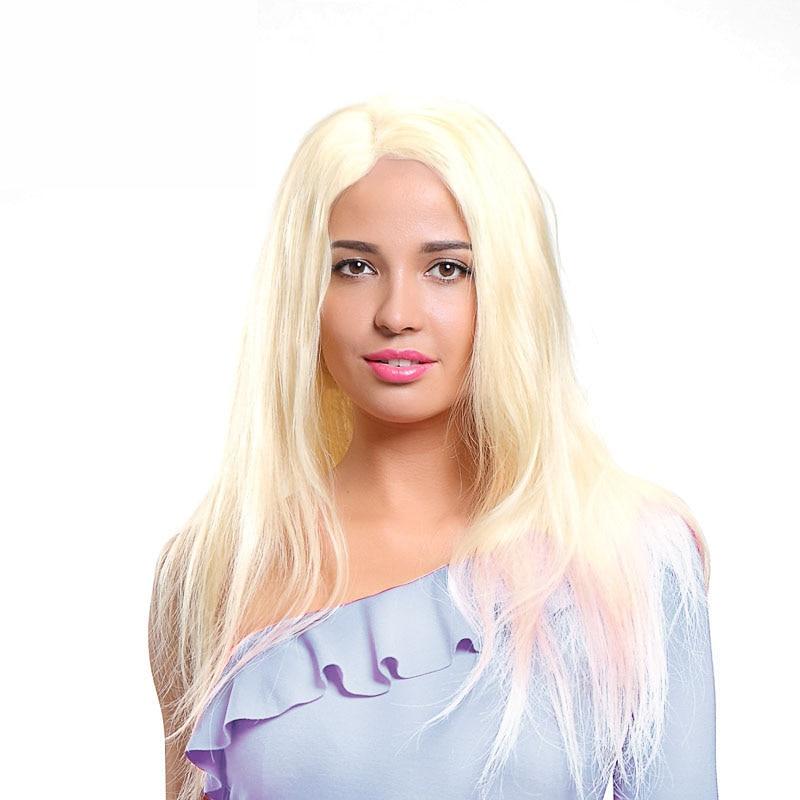 Купить 613 блонд 4x4 швейцарская кружевная застежка бразильские натуральные