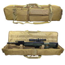 Tactical Military M249 Gun Bag Airsoft Rifle Backpack Outdoor Hunting Shooting Gun Carrying Protection Case With Shoulder Strap стоимость