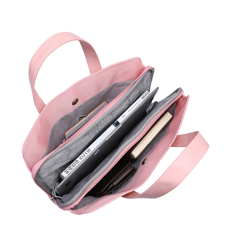 Laptop Handbag for Microsoft Surface pro 4 5 6 waterproof Case for Microsoft Surface Book 2 Tote Bag for surface laptop 2017 image