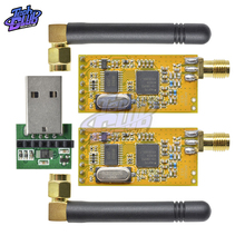 Carte de données série RF sans fil APC220, Module de Communication pour Arduino Kit de bricolage avec antennes, adaptateur de convertisseur USB
