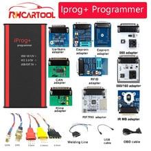 IPROG + Iprog Pro مبرمج V85 دعم السنة الجديدة 3in1 IMMO + تصحيح الأميال + وسادة هوائية إعادة تعيين PK digiprog tango carprog ELM327