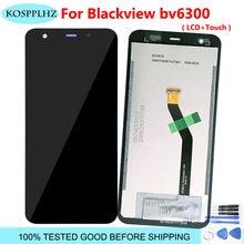 KOSPPLHZ dla BLACKVIEW BV6300 PRO wyświetlacz LCD + zespół ekranu dotykowego 5.7 cali 720x1440p wyświetlacz oryginalny nowy bv6300pro