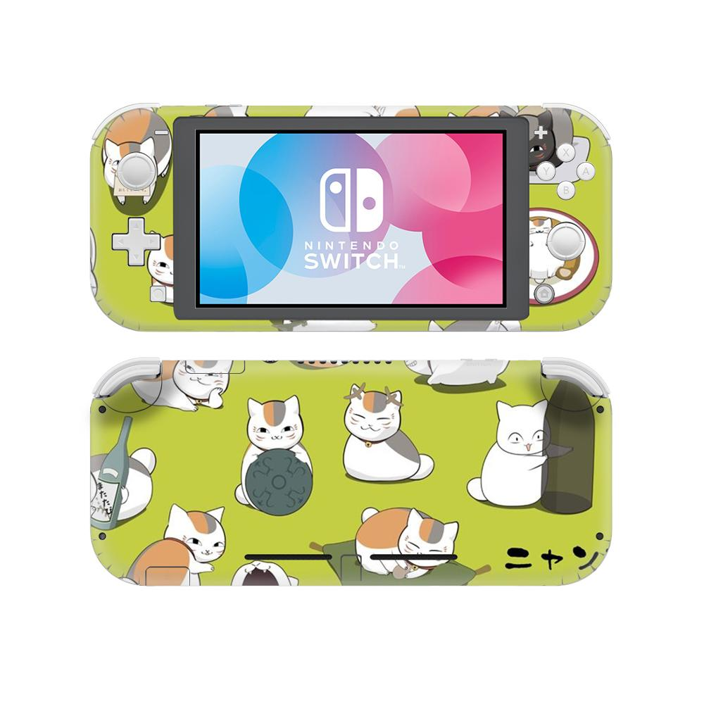 Natsume Yuujinchou NintendoSwitch Skin Sticker Decal Cover For Nintendo Switch Lite Protector Nintend Switch Lite Skin Sticker
