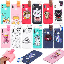 FQYANG Unicorn Owl Panda Cat Painted TPU Cover For XIAOMI F1