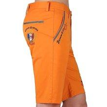 Bruce Shark Men's Short Summer Casual Fashion Cotton Shorts Men Trousers Solid Color Fifth Pants Shorts Plus size Top quality