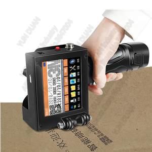 Print-Machine Label Inkjet-Printer Touch-Screen Handheld Code-Production 600DPI Qr-Bar