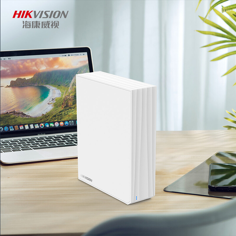 HIKVISON NAS Network-Cloud-Storage Mobile-Network H101 Smart USB USB2.0 Remotely include 1TB/2TB/4TB HDD 5