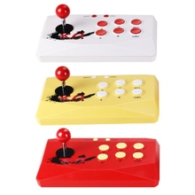 Handheld Game Console for Kids, Arcade Joystick Controller Built-in 2600 Classic Video Games Retro Game Double Player