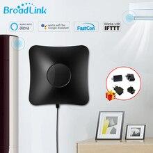 Broadlink RM4 Pro Wifi/IR/RF 433MHz/315mhz pilot uniwersalna praca z TV klimatyzator Google Home Alexa Smart Home
