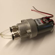 12V מיקרו עצמי יניקה הילוך שמן משאבת DC בזבוז שמן העברת משאבת