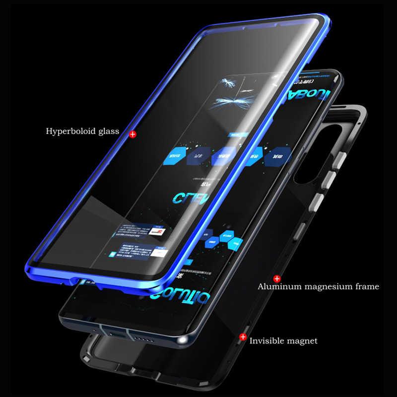 Двухсторонний Магнитный 360 чехол защищающий чехол на для сяоми ми 9т ми 9 ми9т про чехол for Xiaomi mi 9 mi 9t mi 9t pro закаленное стекло анти-шок чехол ксиоми ми 9 se ми 9 ce ми 9 чехол for Xiaomi mi 9 Mi a2 чехол