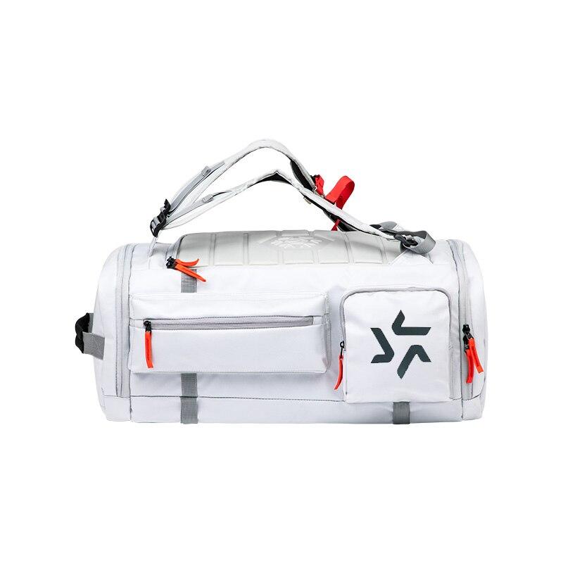 Лыжная сумка для сноуборда, сумка для зимних видов спорта, дорожная сумка DWR, оболочка для ботинок и шлемов, плечевой ремень, светильник, легкий доступ для хранения - Цвет: Grey TPU