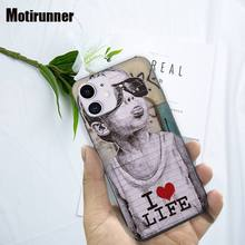 Motirunner World Of Tanks OSt Soft Silicone Case For IPhone 6s 6 7 8 Plus X XS XR 11 PRO Max Se2020 Telephone Accessories