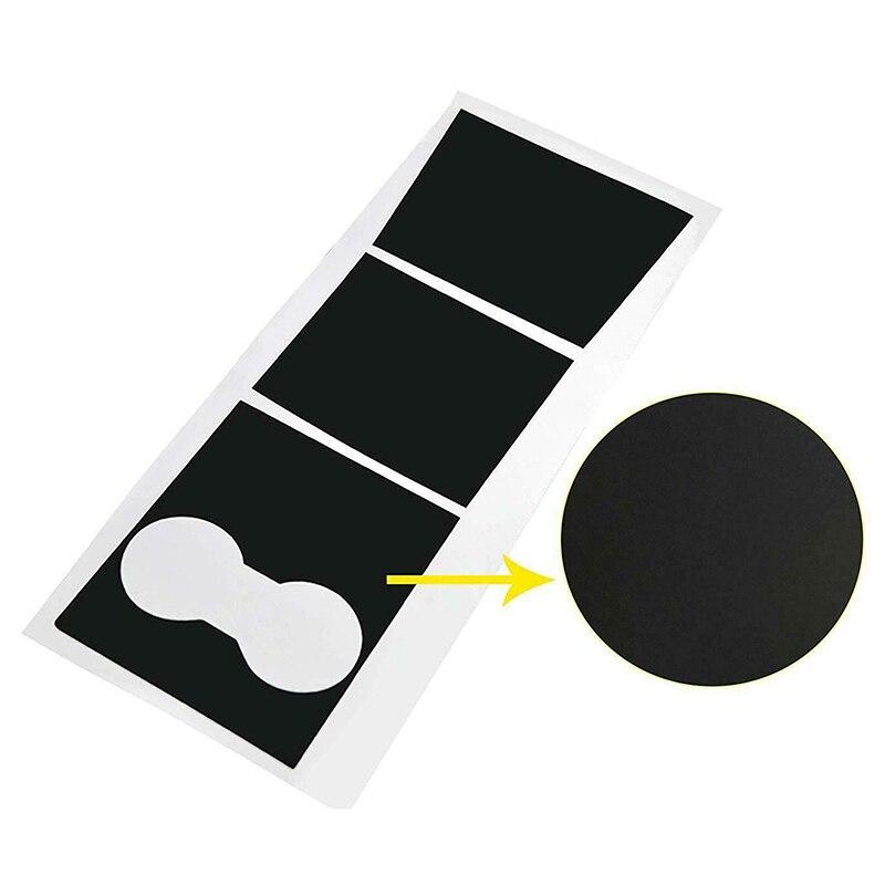 Pour Tesla modèle 3 autocollants de voiture enveloppes couverture décorations accessoires noir mat
