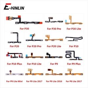 Image 2 - สวิตช์เปิดปิด Mute เงียบปริมาณ Ribbon FLEX สำหรับ Huawei P30 P20 Pro P10 P9 PLUS MINI P8 Lite 2017