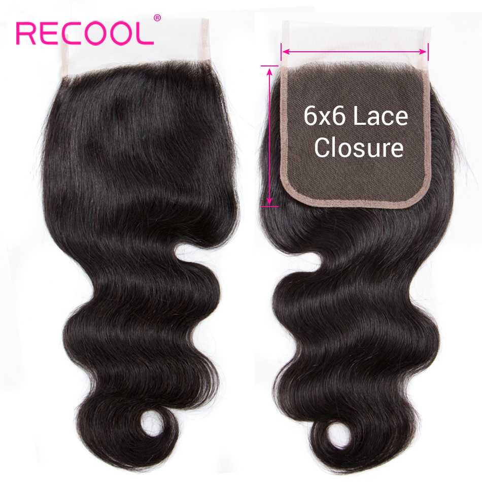 H3c2a2e982ddd45288a27b9e29fc52553o Recool Hair Body Wave Bundles With Closure Remy Hair 6x6 and 5x5 Bundles With Closure Peruvian Human Hair 3 Bundles With Closure