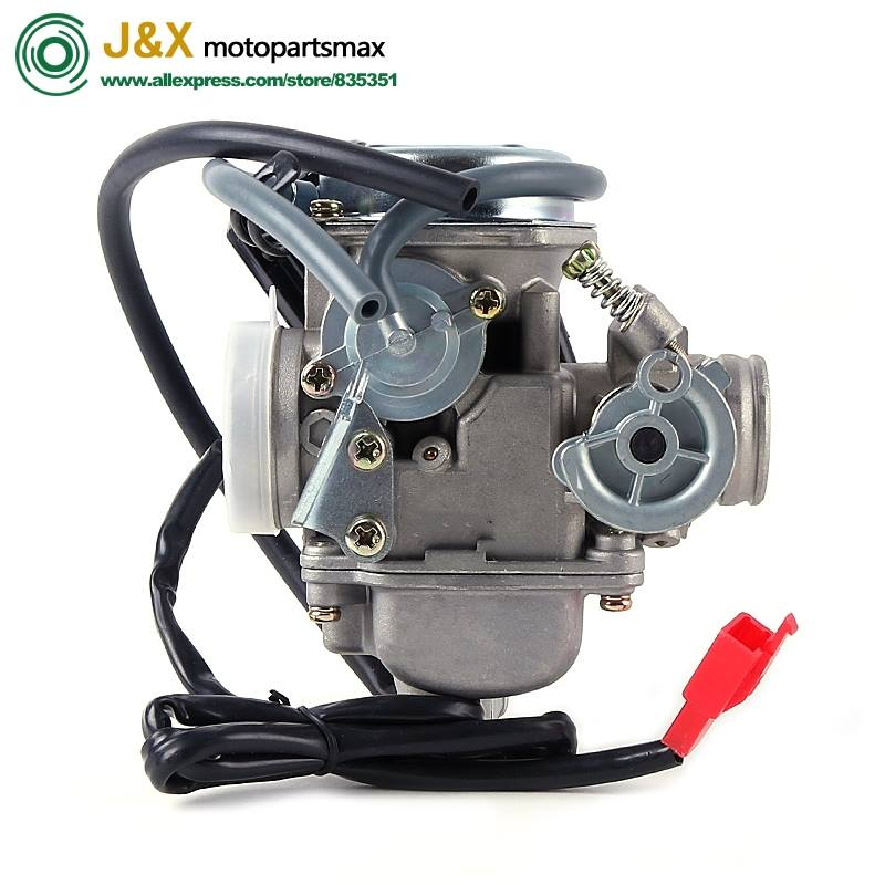 NEW AIR FILTER ASSY FOR 4-STROKE GAS SCOOTER MOPED WITH 150cc GY6 MOTOR